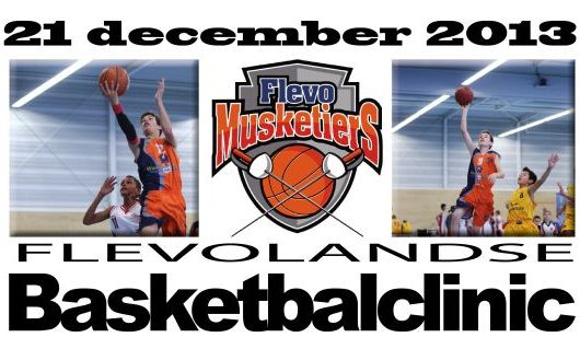 Flevolandse Basketbal-clinic